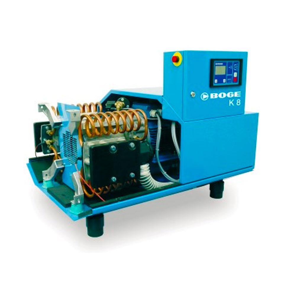 Mäntäkompressori: BOGE K8