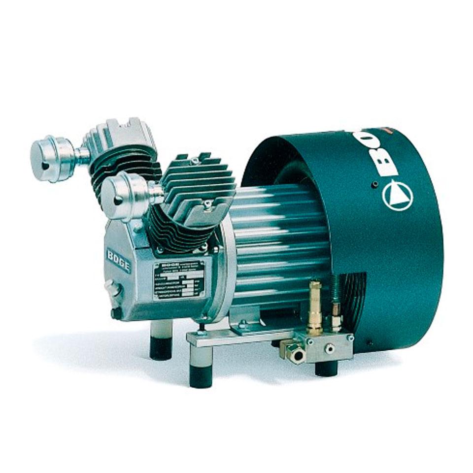 Mäntäkompressori: BOGE SRD250