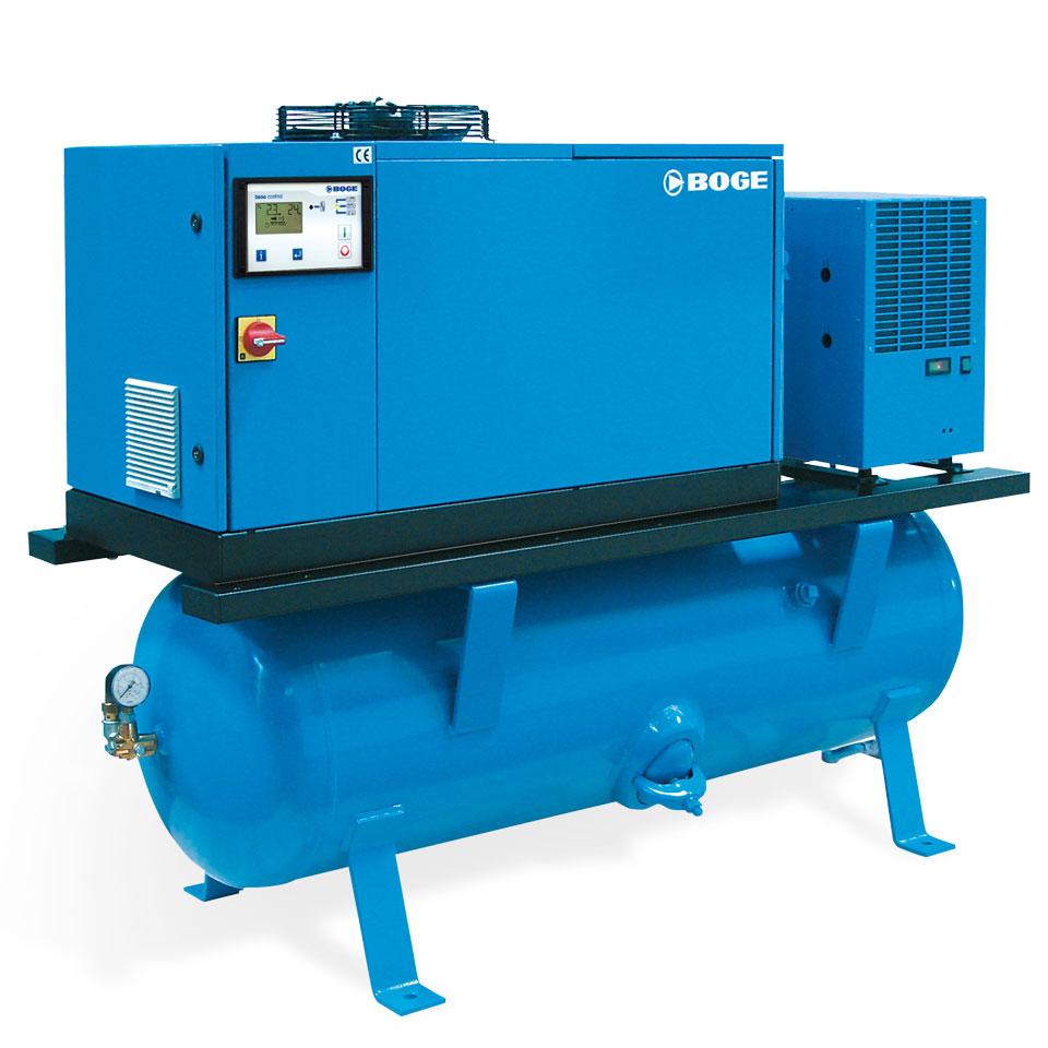 BOGE: Ruuvikompressori C9-LFDR