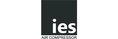 Logo: IES Air Compressor