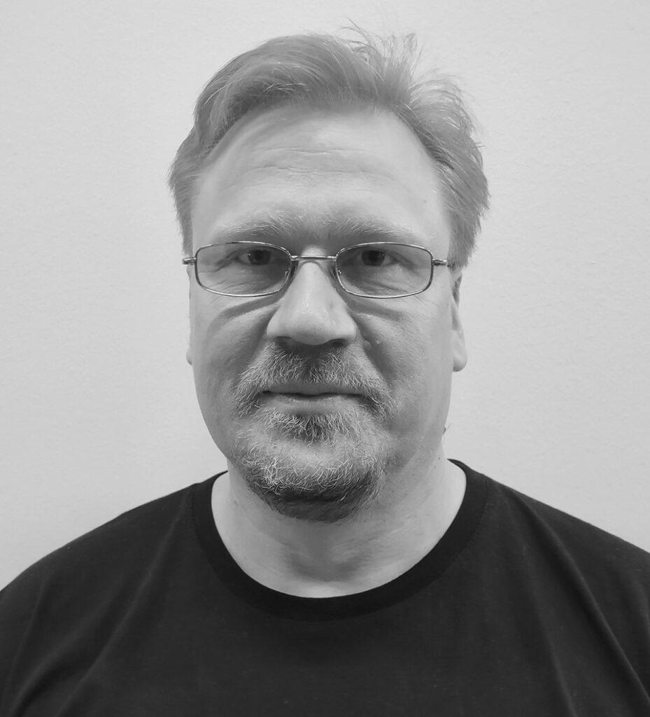 Oskari Pentti Huoltoinsinööri